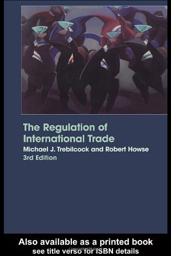 9780415700344: The Regulation of International Trade, 3rd Edition