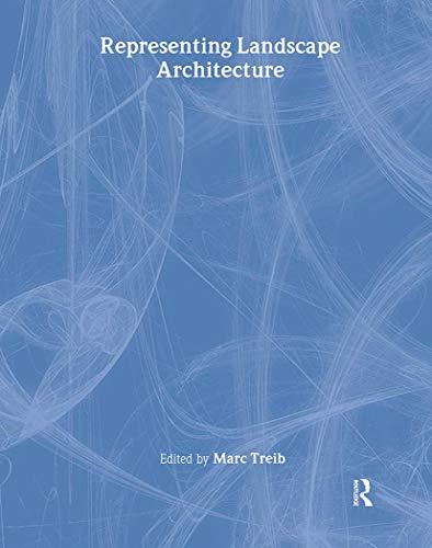 9780415700429: Representing Landscape Architecture