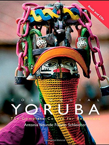 9780415700573: Colloquial Yoruba BK/CD PACK