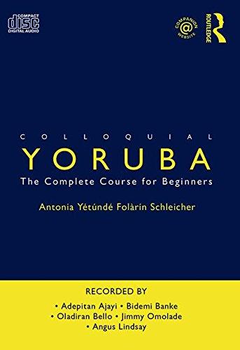 9780415700597: Colloquial Yoruba CD (Colloquial Series)