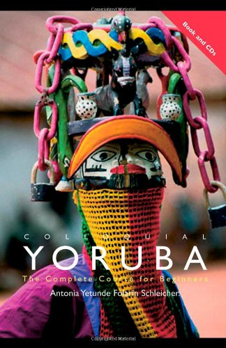 9780415700603: Colloquial Yoruba: The Complete Course for Beginners