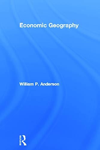9780415701204: Economic Geography