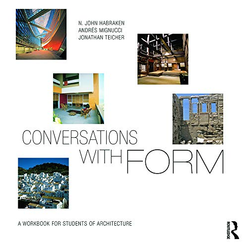 9780415702522: Conversations With Form: A Workbook for Students of Architecture