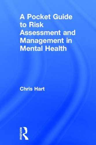 9780415702584: A Pocket Guide to Risk Assessment and Management in Mental Health