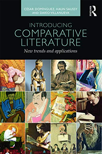 9780415702683: Introducing Comparative Literature: New Trends and Applications