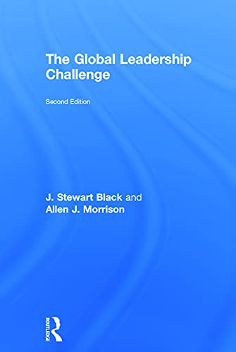 9780415703390: The Global Leadership Challenge