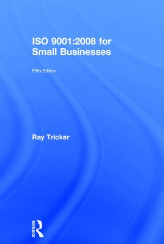 9780415703871: ISO 9001:2008 for Small Businesses