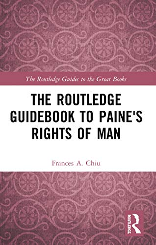 9780415703925: The Routledge Guidebook to Paine's Rights of Man (The Routledge Guides to the Great Books)