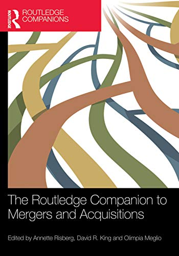 9780415704663: The Routledge Companion to Mergers and Acquisitions (Routledge Companions in Business, Management and Accounting)