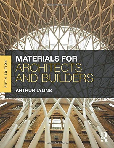 9780415704977: Materials for Architects and Builders