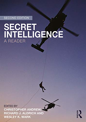9780415705684: Secret Intelligence: A Reader