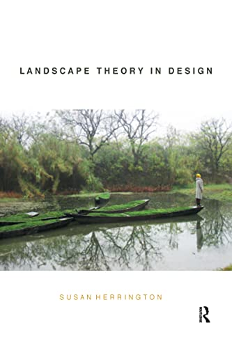 9780415705943: Landscape Theory in Design