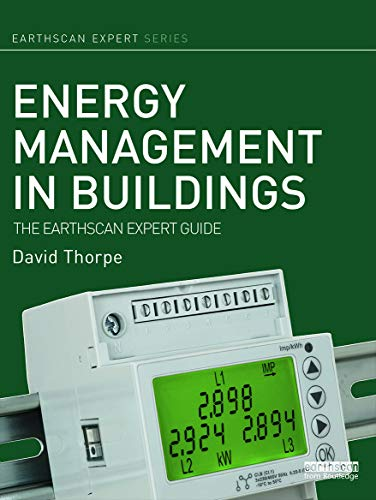 9780415706469: Energy Management in Buildings: The Earthscan Expert Guide