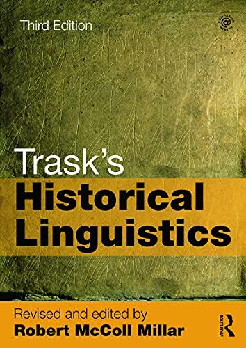 9780415706582: Trask's Historical Linguistics