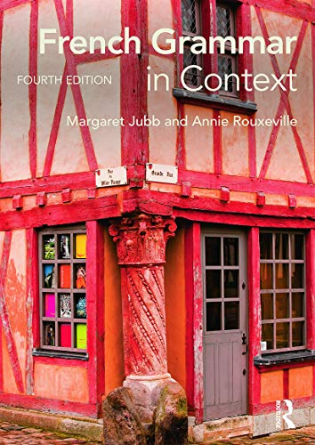9780415706681: French Grammar in Context (Languages in Context) (French Edition)