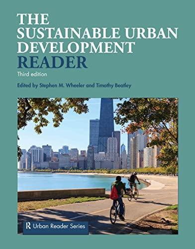 9780415707756: Sustainable Urban Development Reader (Routledge Urban Reader Series)