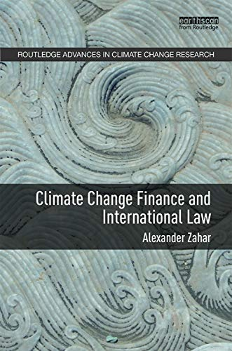 9780415708388: Climate Change Finance and International Law (Routledge Advances in Climate Change Research)