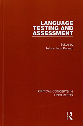 Language Testing and Assessment (Hardback)