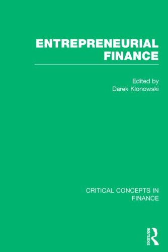 9780415708432: Entrepreneurial Finance