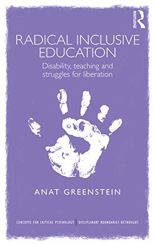 Radical Inclusive Education: Anat Greenstein