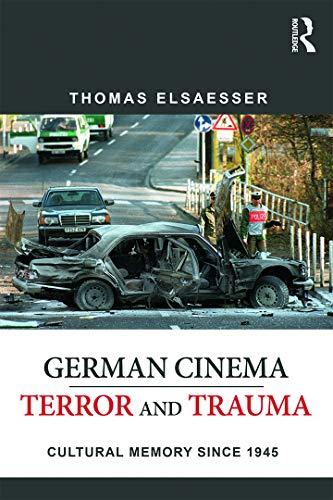 9780415709279: German Cinema - Terror and Trauma: Cultural Memory Since 1945