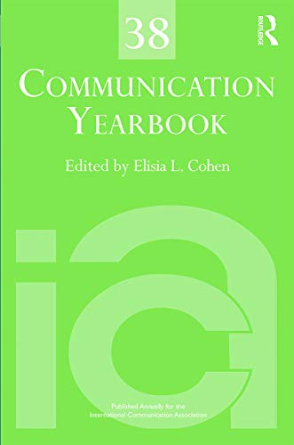 9780415709316: Communication Yearbook 38