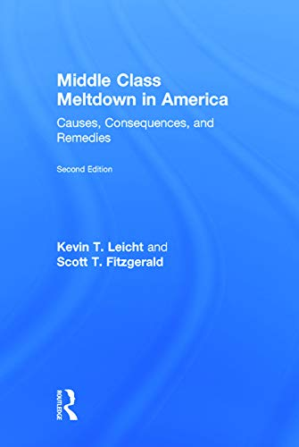 9780415709514: Middle Class Meltdown in America: Causes, Consequences, and Remedies