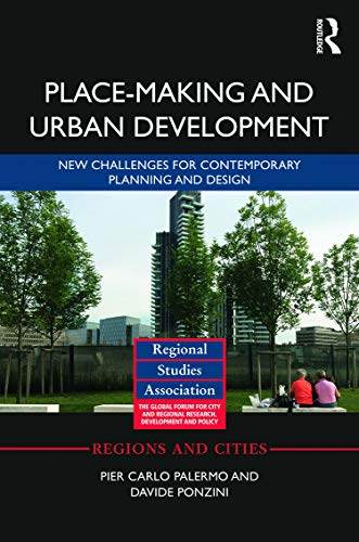9780415709569: Place-making and Urban Development: New challenges for contemporary planning and design