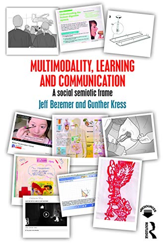 9780415709620: Multimodality, Learning and Communication: A social semiotic frame