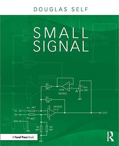 9780415709736: Small Signal Audio Design