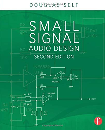 9780415709736: Small Signal Audio Design