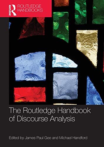 9780415709781: The Routledge Handbook of Discourse Analysis (Routledge Handbooks in Applied Linguistics)