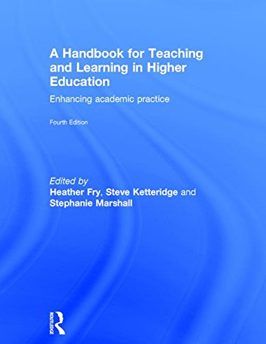 9780415709958: A Handbook for Teaching and Learning in Higher Education: Enhancing academic practice