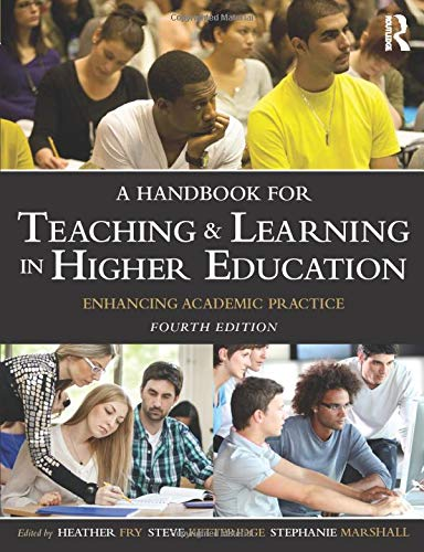 9780415709965: A Handbook for Teaching and Learning in Higher Education: Enhancing academic practice