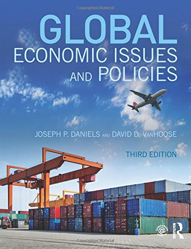 9780415710190: Global Economic Issues and Policies (Discrete Mathematics and Its Applications)