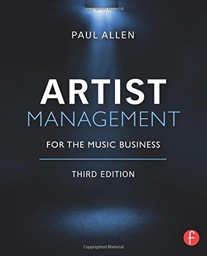 9780415710220: Artist Management for the Music Business