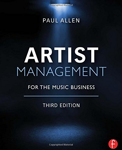 9780415710237: Artist Management for the Music Business
