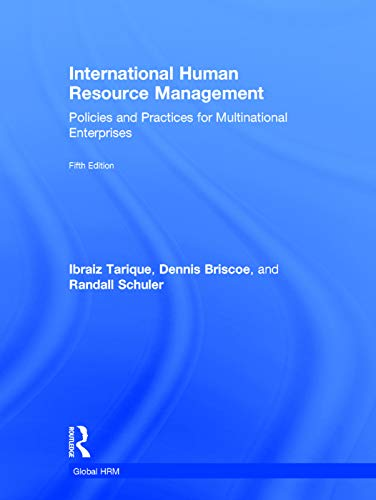 9780415710527: International Human Resource Management: Policies and Practices for Multinational Enterprises (Global HRM)