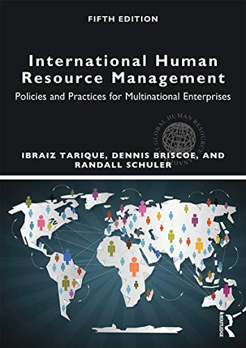 International Human Resource Management, Ibraiz Tarique