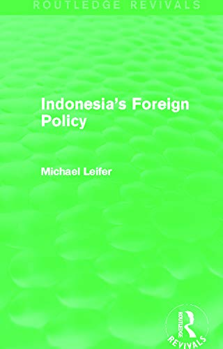 9780415710671: Indonesia's Foreign Policy (Routledge Revivals)