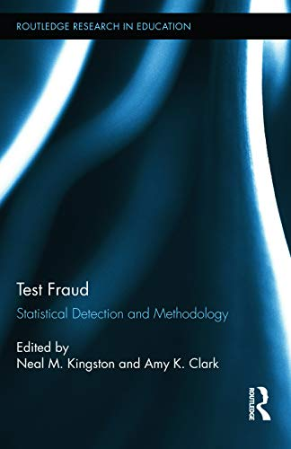 9780415711241: Test Fraud: Statistical Detection and Methodology (Routledge Research in Education)