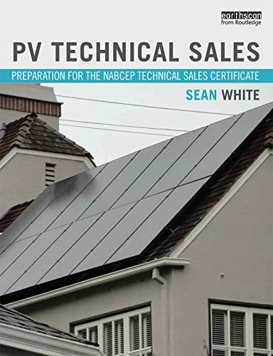 9780415713344: PV Technical Sales: Preparation for the NABCEP Technical Sales Certification