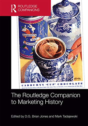 9780415714181: The Routledge Companion to Marketing History (Routledge Companions in Business, Management and Accounting)