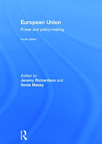 9780415715508: European Union: Power and policy-making