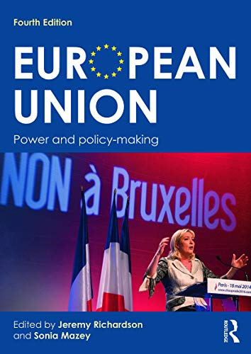 9780415715522: European Union: Power and policy-making