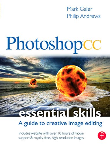 9780415715713: Photoshop CC: Essential Skills: A guide to creative image editing
