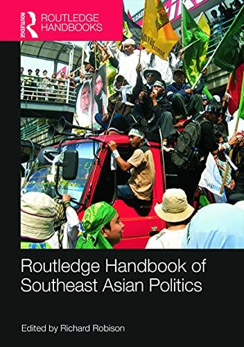 9780415716512: Routledge Handbook of Southeast Asian Politics