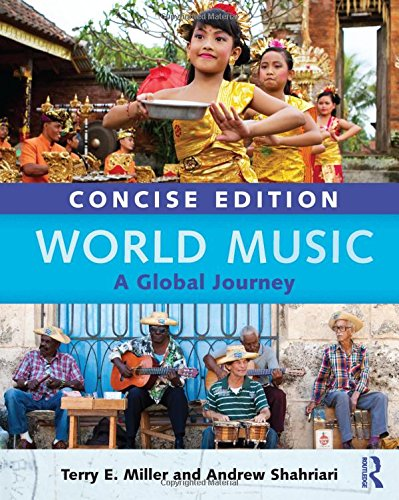 9780415717816: World Music Concise Edition: A Global Journey - Paperback & CD Set Value Pack