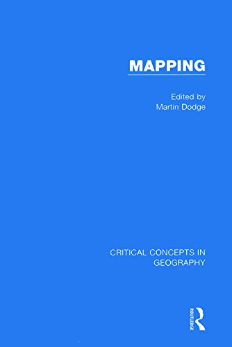 9780415718110: Mapping (Critical Concepts in Geography)