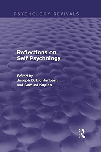 9780415718363: Reflections on Self Psychology (Psychology Revivals) (Volume 18)
